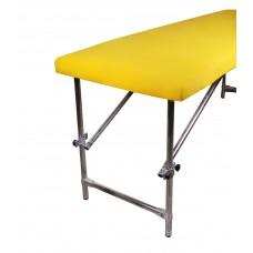 Чехол флисовый на кушетку 80-200см желтый