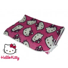 Плед Hello Kitty флисовый